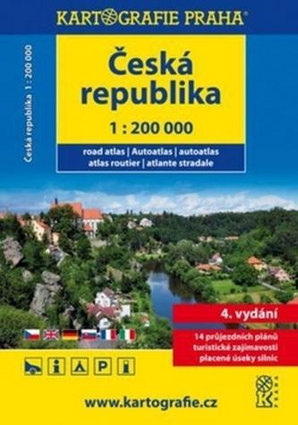 Autoatlas České republiky