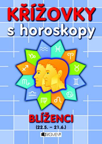 Křížovky s horoskopy - BLÍŽENCI