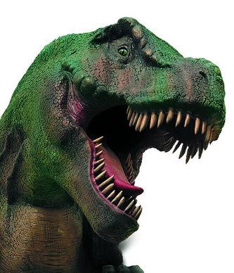 Památníček - dinosaurus