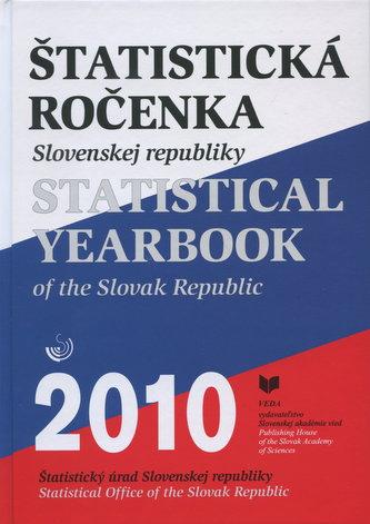 Štatistická ročenka Slovenskej republiky 2010