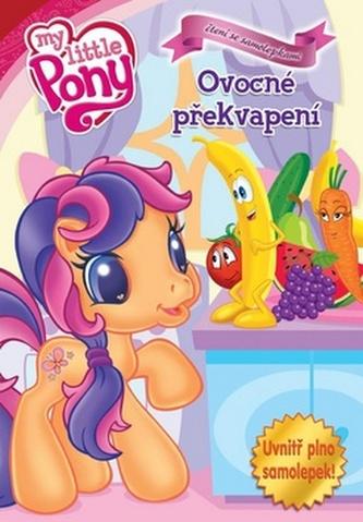 My Little Pony Ovocné překvapení