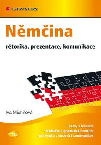 Němčina rétorika, prezentace, komunikace