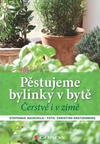 Pěstujeme bylinky v bytě