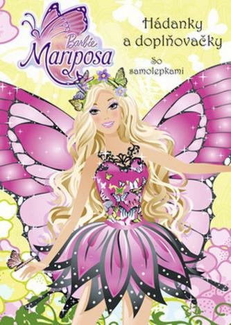 Barbie Mariposa Hádanky a dopžňovačky