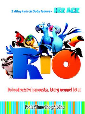 Rio Obrázková knížka
