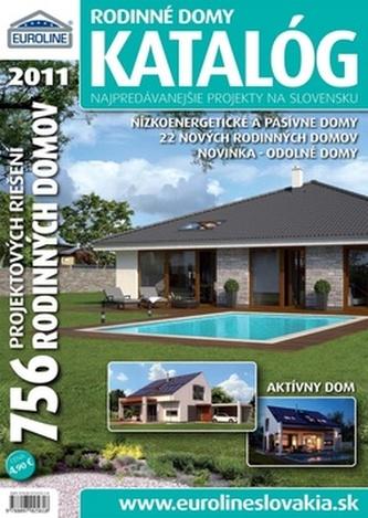 Katalóg Rodinné domy 2011