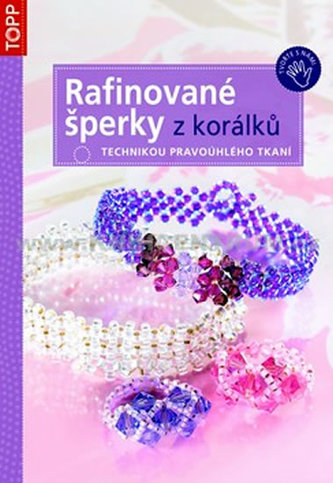 Rafinované šperky z korálků