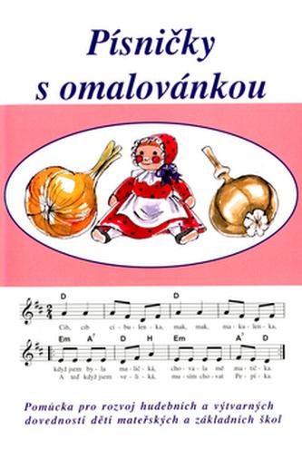 Písničky s omalovánkou - Jaroslav Stojan