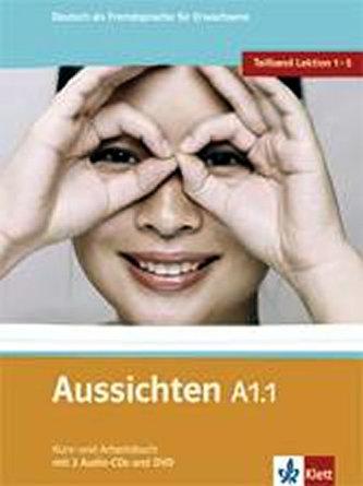 Aussichten A1.1 Kurs-Arbeitsbuch
