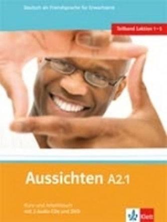 Aussichten A2.1 Kurs-Arbeitsbuch