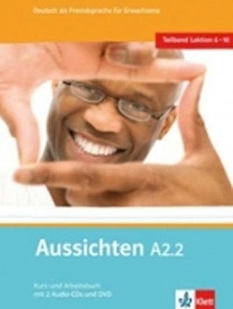 Aussichten A2.2 Kurs-Arbeitsbuch