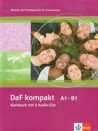 DaF Kompakt A1-B1 Kursbuch - I. Sander; B. Braun; M. Doubek