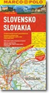 Slovensko 1:200 000