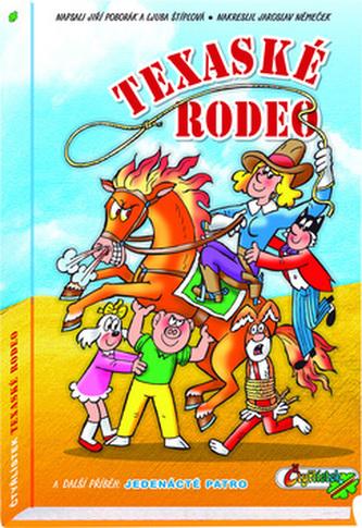 Texaské rodeo - Jiří Poborák