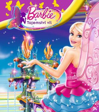 Barbie Tajemství víl