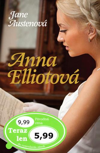 Anna Elliotová - Gill Tavner