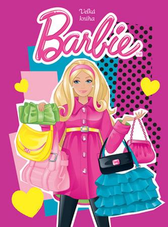 Barbie Vežká kniha