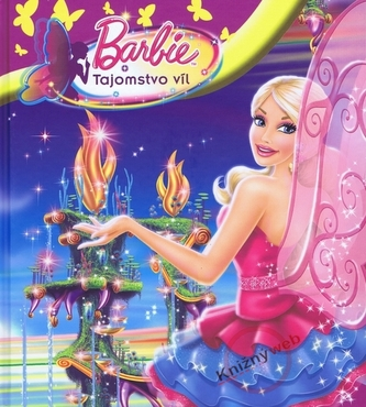Barbie Tajomstvo víl