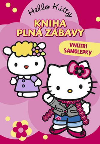 Hello Kitty Kniha plná zábavy