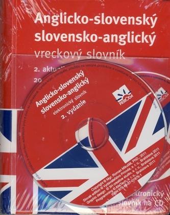 Anglicko-slovenský  slovensko-anglický vreckový slovník
