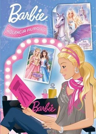 Barbie filmy 1 - omalovánky