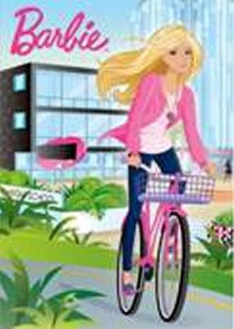 Barbie školačka - omalovánky