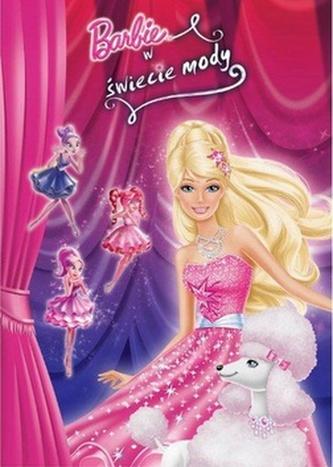Barbie móda  - omalovánky