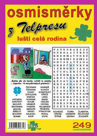 Osmisměrky z Telpresu luští celá rodina 1/2011