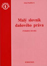 Malý slovník daňového práva