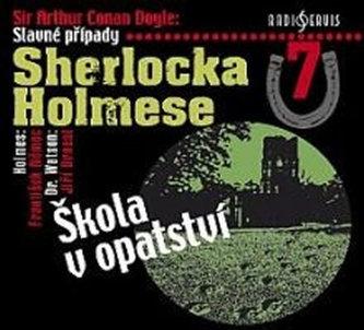 Slavné případy Sherlocka Holmese 7 - CD