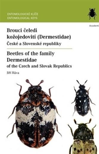 Brouci čeledi kožojedovití (Dermestidae)