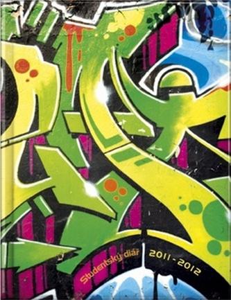Graffiti Studentský diář 2011-2012