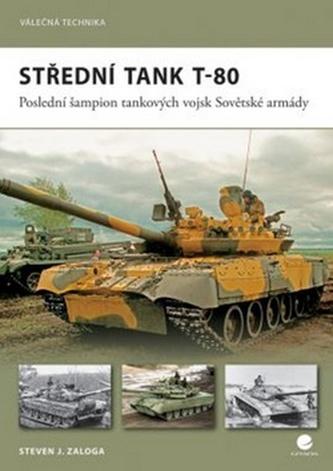 Střední tank T-80