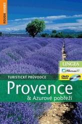Provence a Azurové pobřeží + DVD