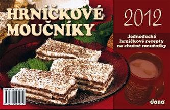 Hrníčkové moučníky 2012 stolní kalendář
