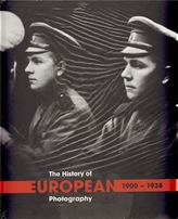 The History of European Photography 1900-1938 (A-I, I-U)