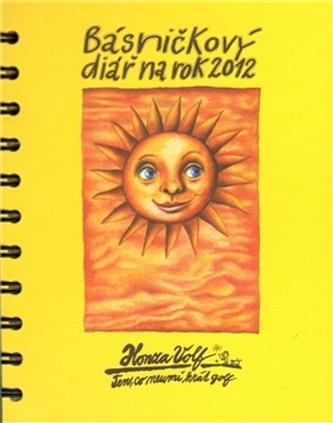 Básničkový diář na rok 2012