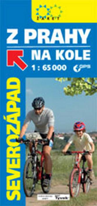 Z Prahy na kole - severozápad