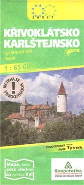Křivoklátsko - Karlštejnsko