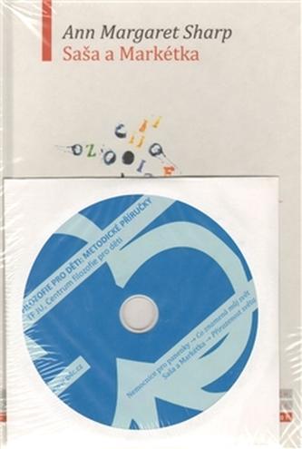 Komplet-Saša a Markétka, Nemocnice pro panenky + CD - Sharp Ann Margaret