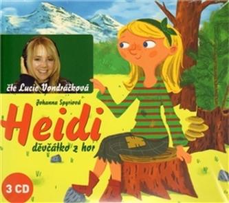 CD-Heidi, děvčátko z hor