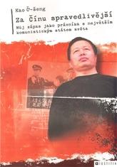 Za Čínu spravedlivější