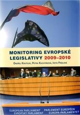 Monitoring evropské legislativy 2009-2010