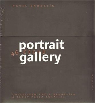 Češi Portrait gallery
