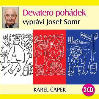CD-Devatero pohádek - Karel Čapek