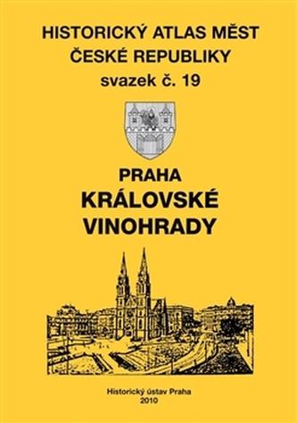 Historický atlas měst České republiky, sv. 19, Praha - Královské Vinohrady