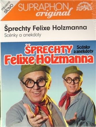Šprechty Felixe Holzmanna