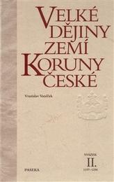 Velké děj.zemí Koruny čes. II.