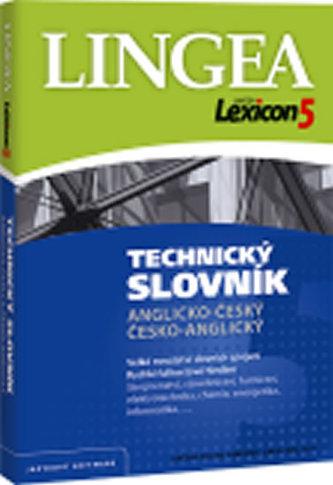 CDROM - Anglický technický slovník