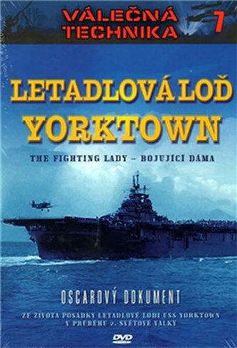 DVD-Letadlová loď Yorktown